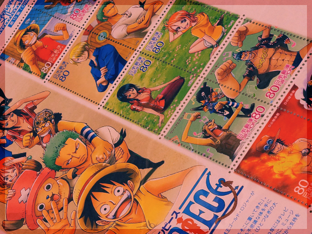 One Piece Stamps