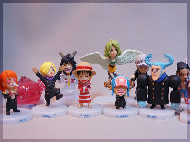 ONE PIECE Collection Punk Hazard Shambles